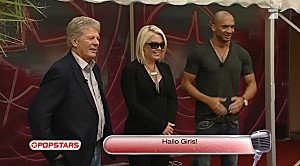 Kim Wilde on TV (2010)  popstarsa