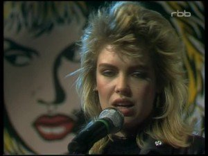 kim wilde on tv 1981 kim wilde tv archives discography. Black Bedroom Furniture Sets. Home Design Ideas