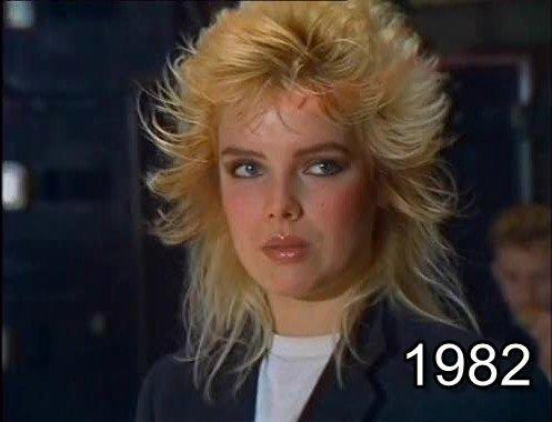 Kim Wilde On Tv 1982 183 Kimwildetvarchives