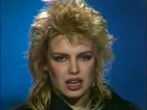 kim wilde on tv 1982 kimwildetvarchives. Black Bedroom Furniture Sets. Home Design Ideas