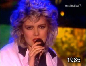 Kim Wilde on TV (1985)  kw1985-300x232