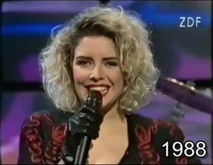 Kim Wilde on TV (1988)  kwtv1988-300x233