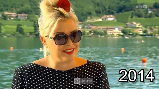kim wilde on TV 2014